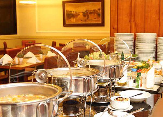 Restaurante - Sorocaba Park Hotel