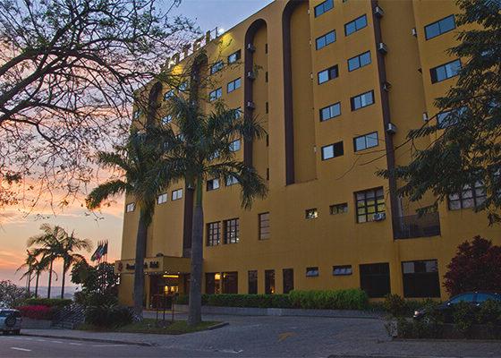 Faxada - Sorocaba Park Hotel