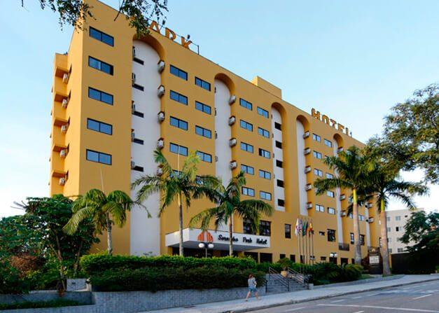 Fachada Sorocaba Park Hotel